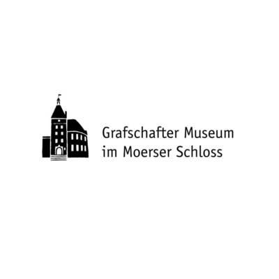 Schloss Moers Logo für den Slider