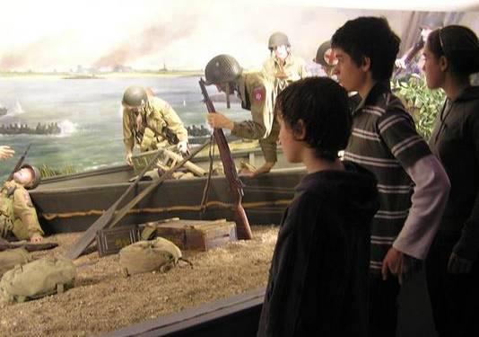 Befreiungsmuseum Kinder