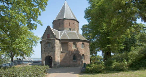 Sint-Nicolaaskapel op het Valkhof