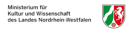 Logo Ministerium für Kultur und Wissenschaft NRW