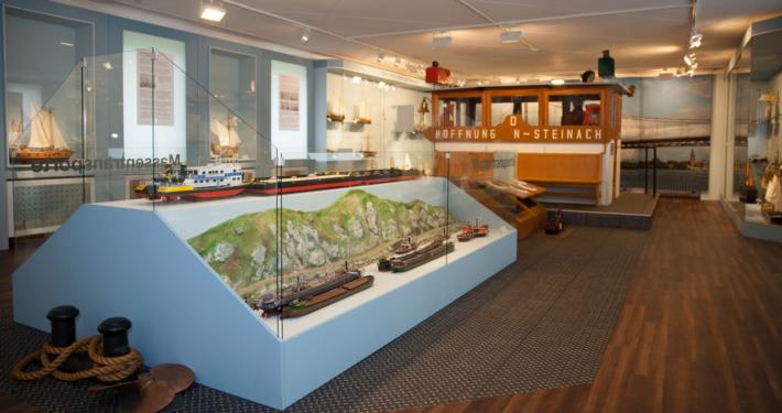 Innenansicht Rheinmuseum Emmerich